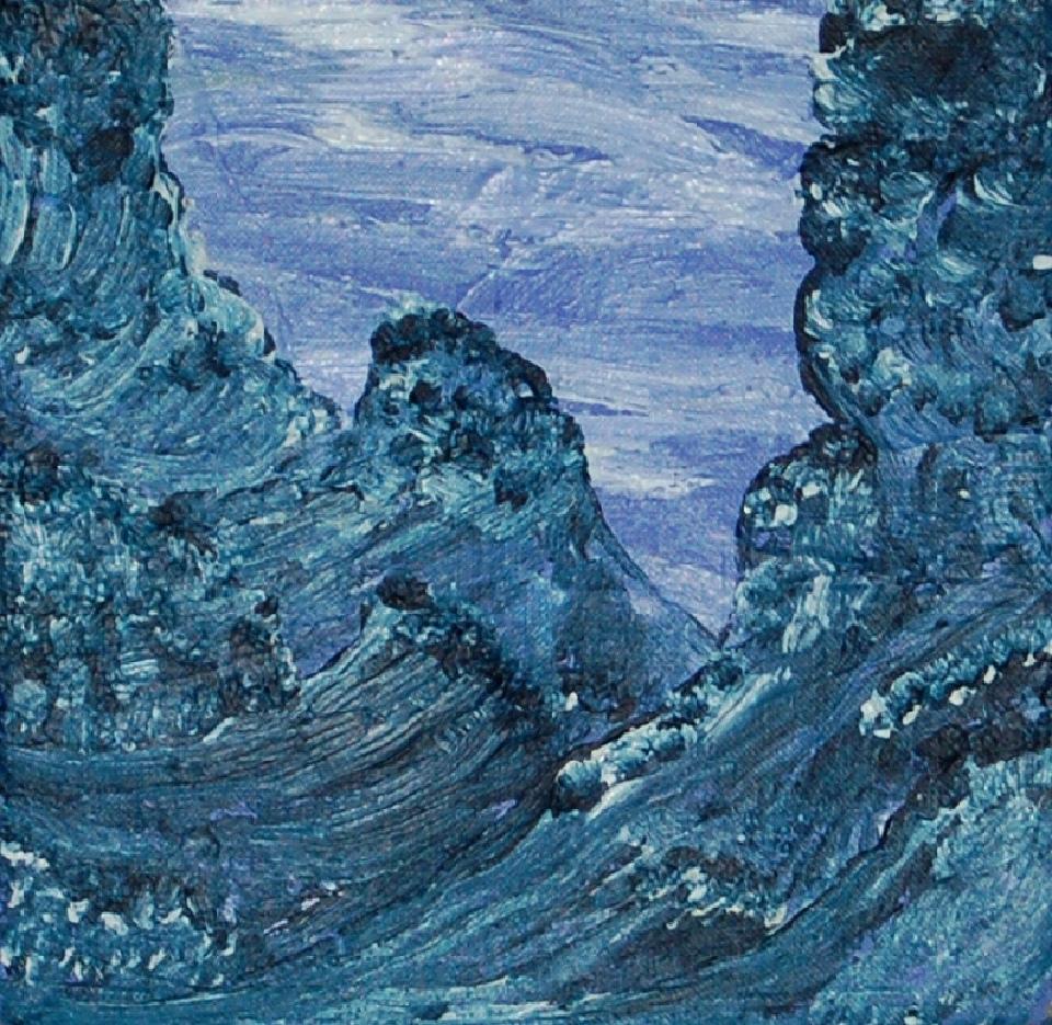 Yalpirakinu - ARBMA200906 by Adrian Jangala Robertson