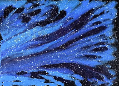 Napaljarri-warnu Jukurrpa (Seven Sisters Dreaming) - ATGWU3329/20