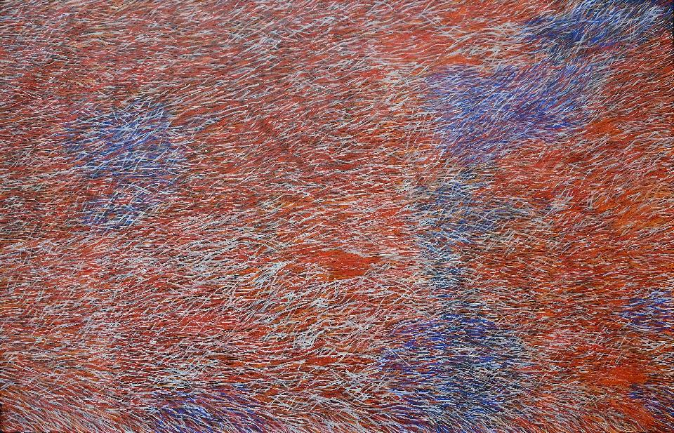 Grass Seed - BWEG0105 by Barbara Weir