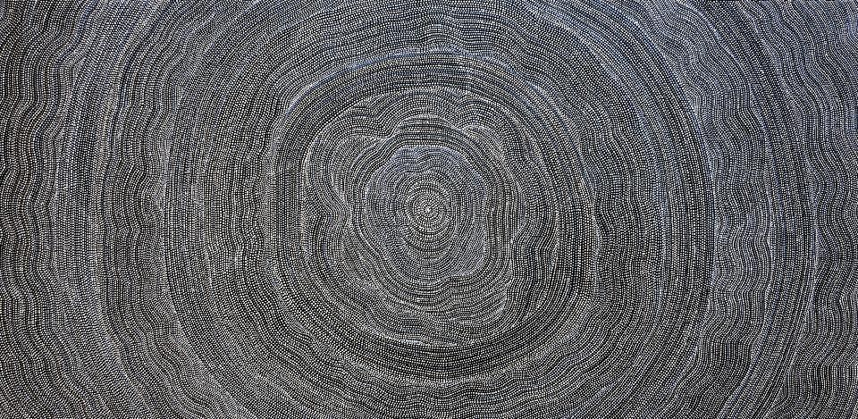 The Moon - BWEG0100 by Barbara Weir