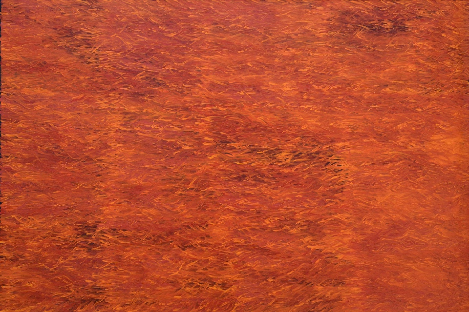 Grass Seed - BWEG0219 by Barbara Weir