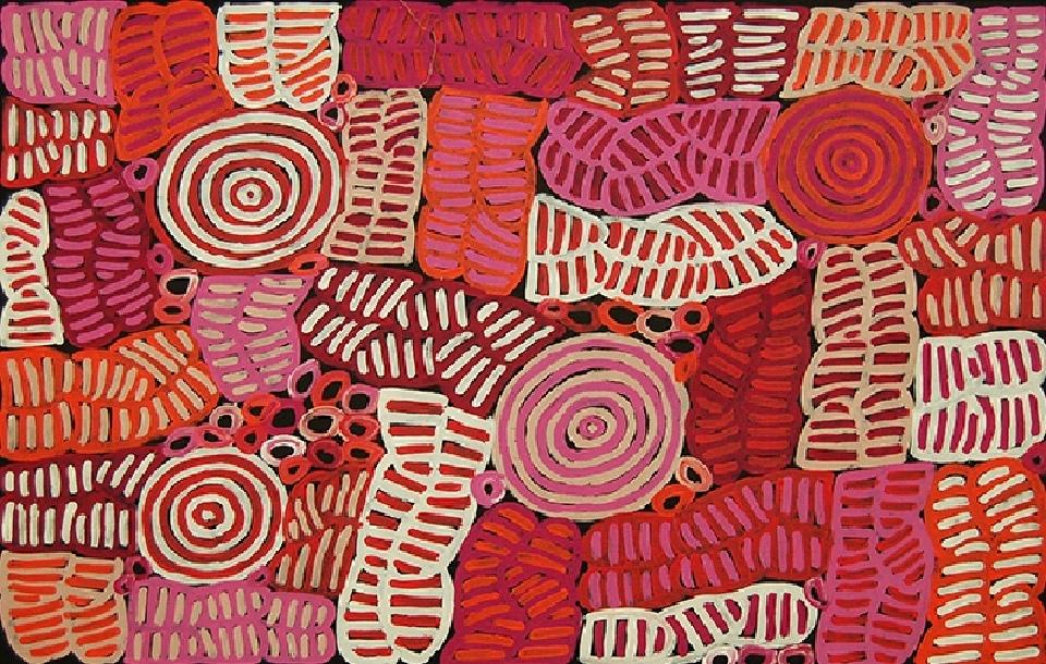 Awelye - BMBAR11154 by Betty Mbitjana