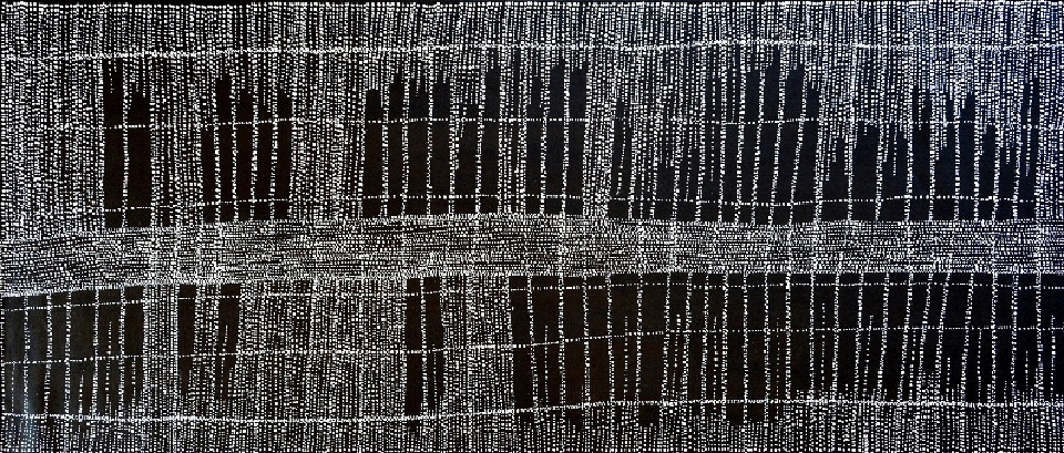 Salt on Mina Mina - DORG0027 by Dorothy Napangardi