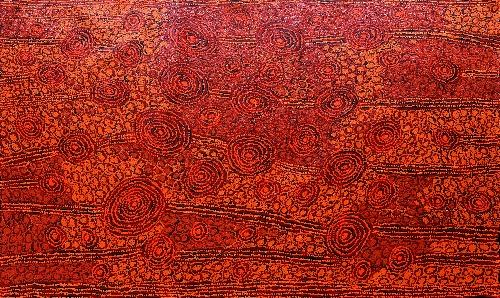 Tingari - Karrkurritintja (Lake MacDonald) - GWTG0294