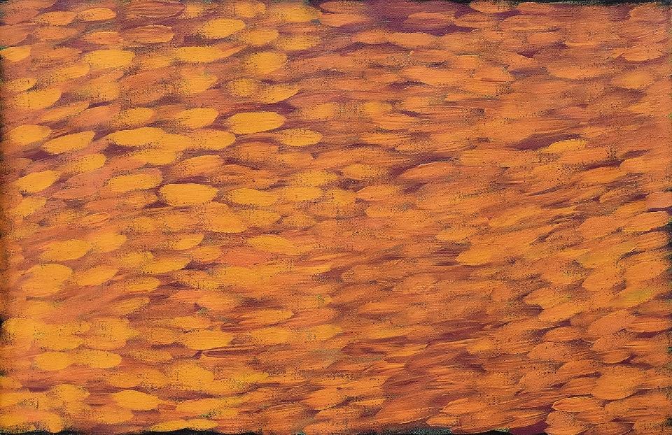 Bush Medicine Leaves - GPEDD001 by Gloria Petyarre