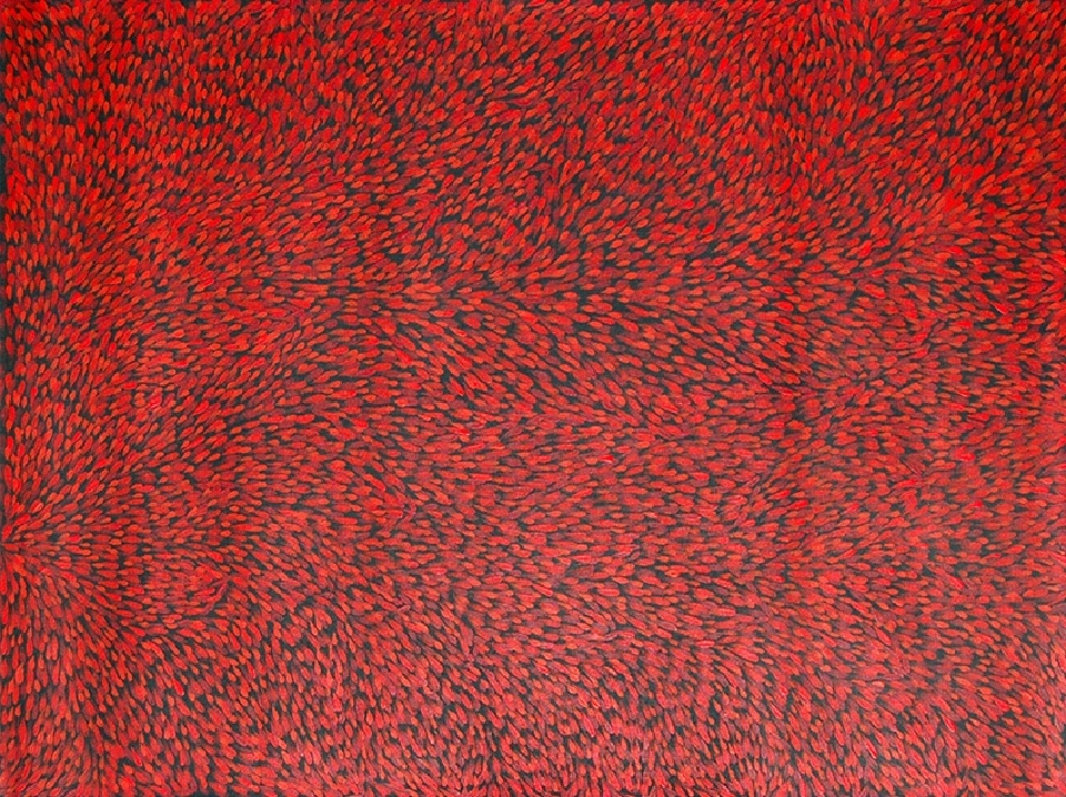 Bush Medicine Leaves - GPEAR1115 by Gloria Petyarre