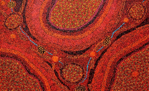 Aboriginal Art Symbols - Iconography
