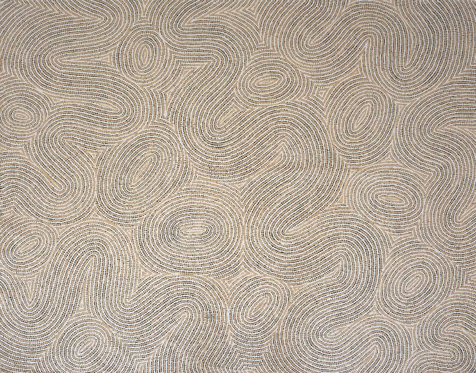 Rockholes and Sandhills - GTUYU1601 by Gwenda Turner Nungurrayi