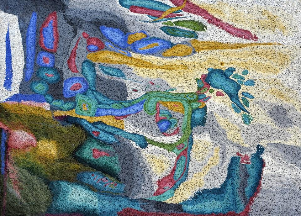 Bokpene - Atha Ngayi Ke - HMCG0221 by Helen McCarthy Tyalmuty