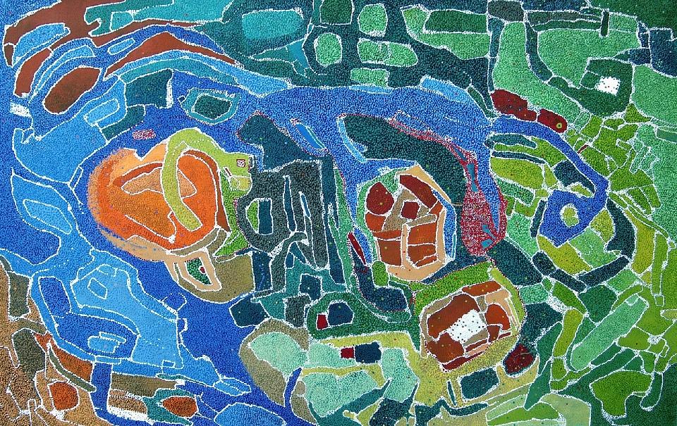 Maranja - HMCG0058A by Helen McCarthy Tyalmuty