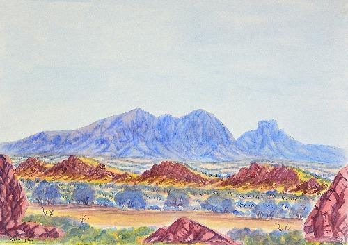 Mt Sonder - HWIG0001