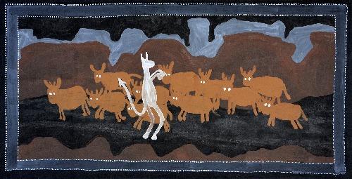 Argula Spirit Among Cattle - JDANM2062