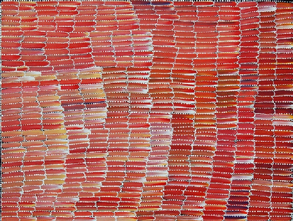 Anaty - Wilm Yam - JMPAR1107 by Jeannie Mills Pwerle