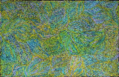 Bush Yam Leaves - JPEG0758