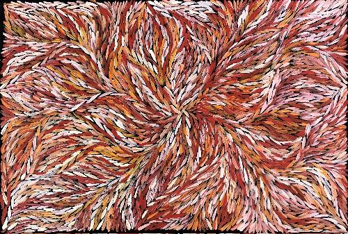 Bush Yam Leaves - JPEG0901