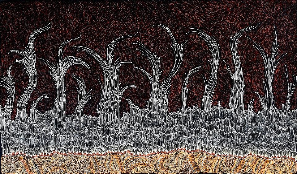 Waru - JNEAR202009 by Jorna Newberry