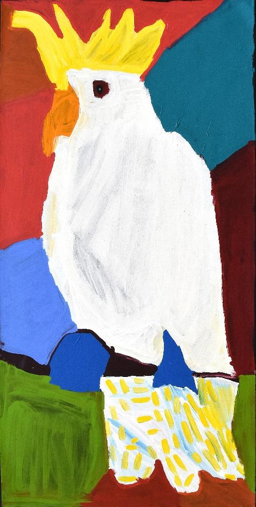 Sulphur Crested Cockatoos - KNBWU198/21