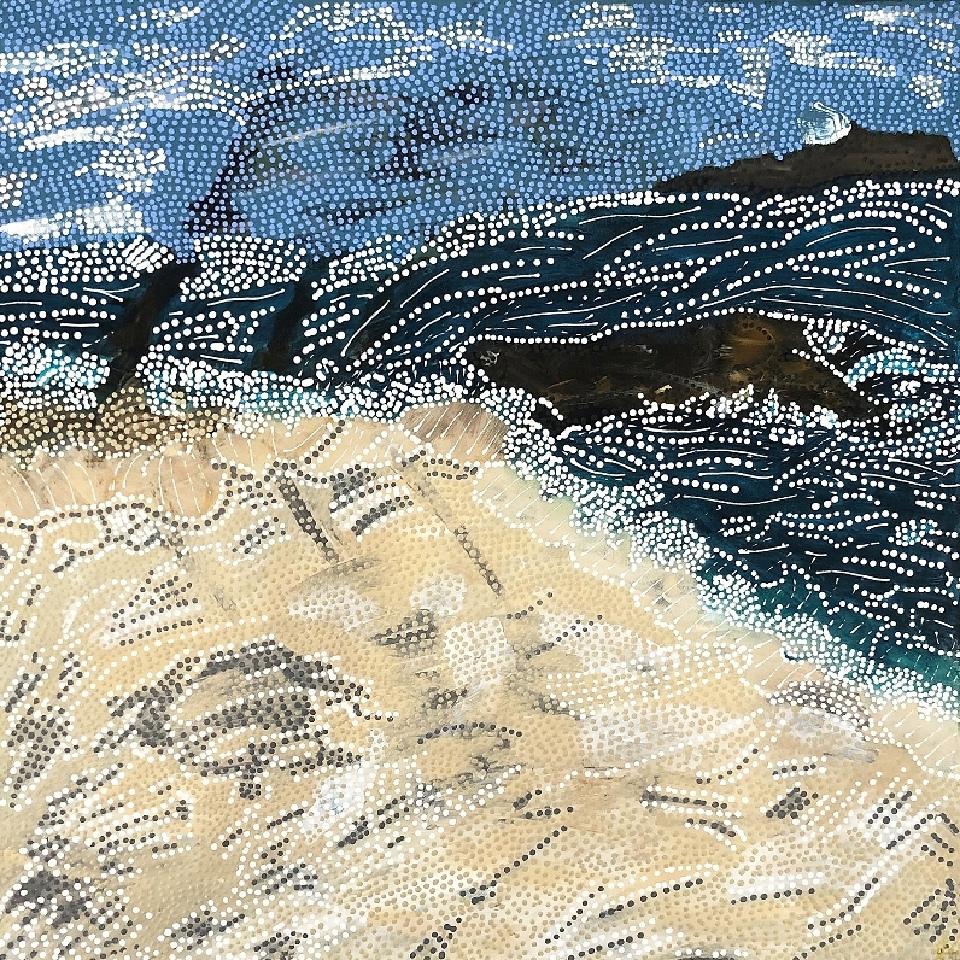 Ngura: Christmas Beach - KONKK0024