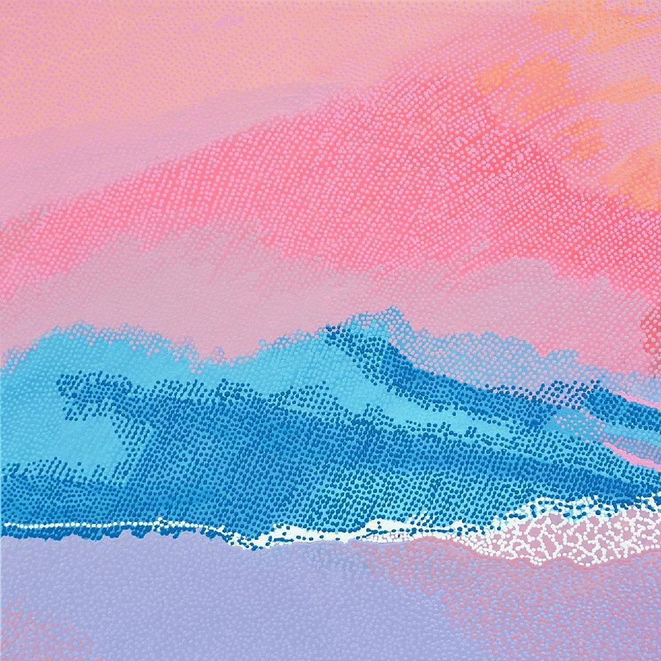 Ngura: Dyarra Murrana Guwing (Sunset) - KONKK0039