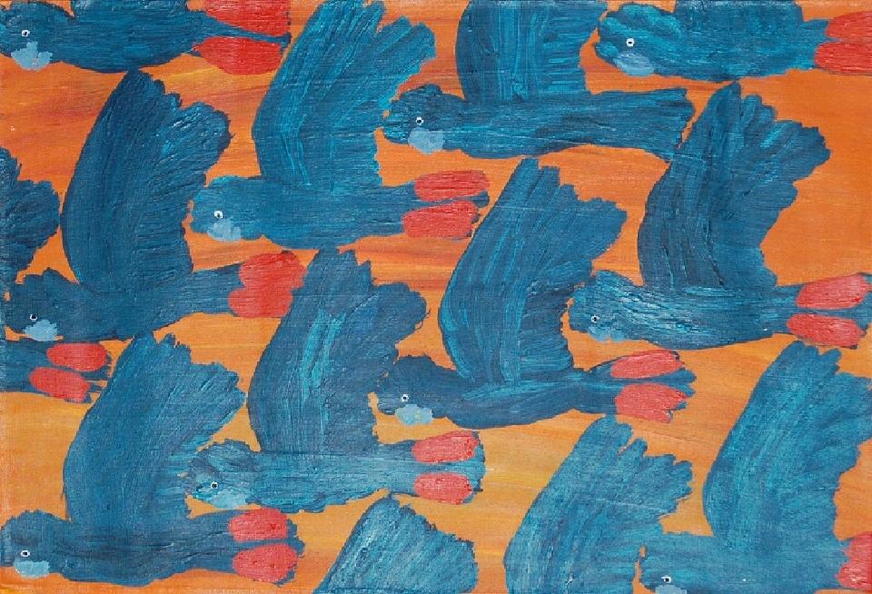Untitled - KUK0209 by Kukula McDonald