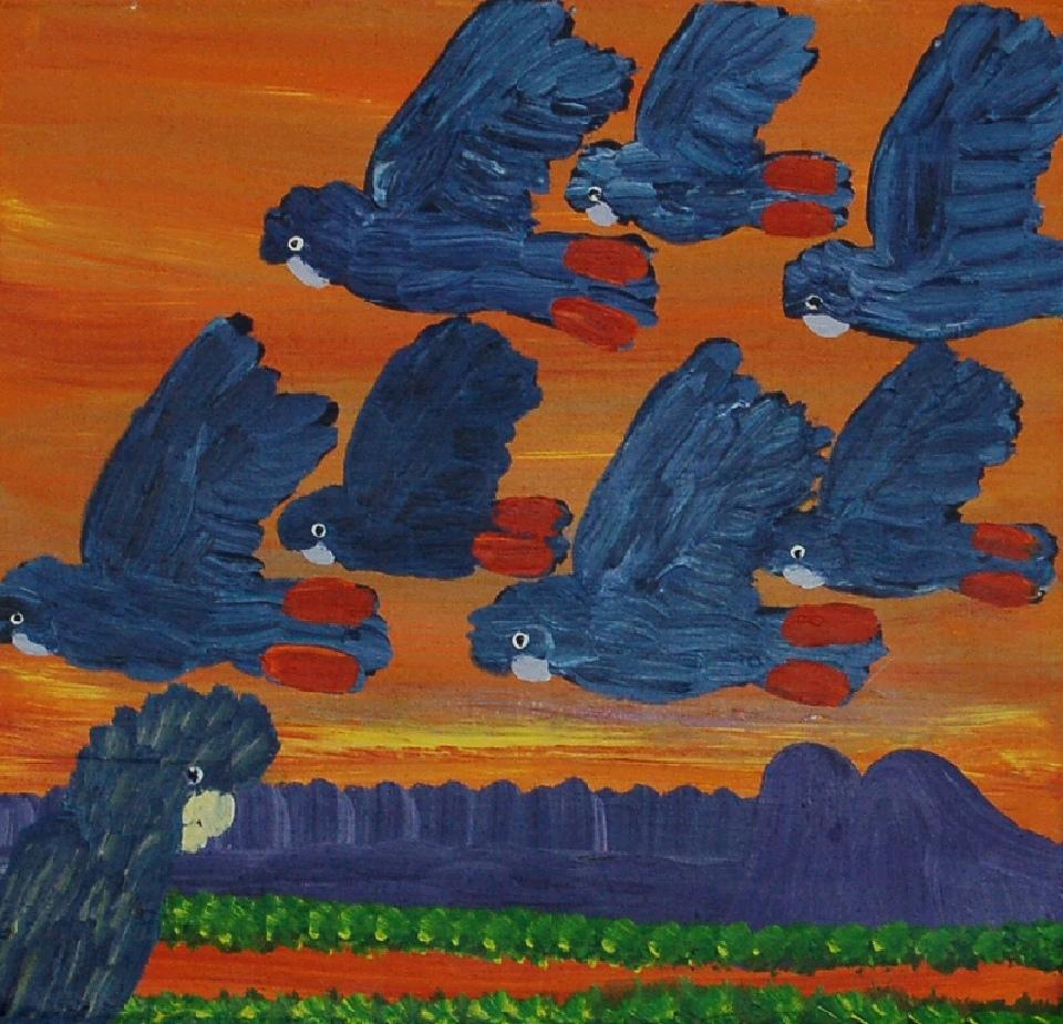 Untitled - KUKMA091103 by Kukula McDonald
