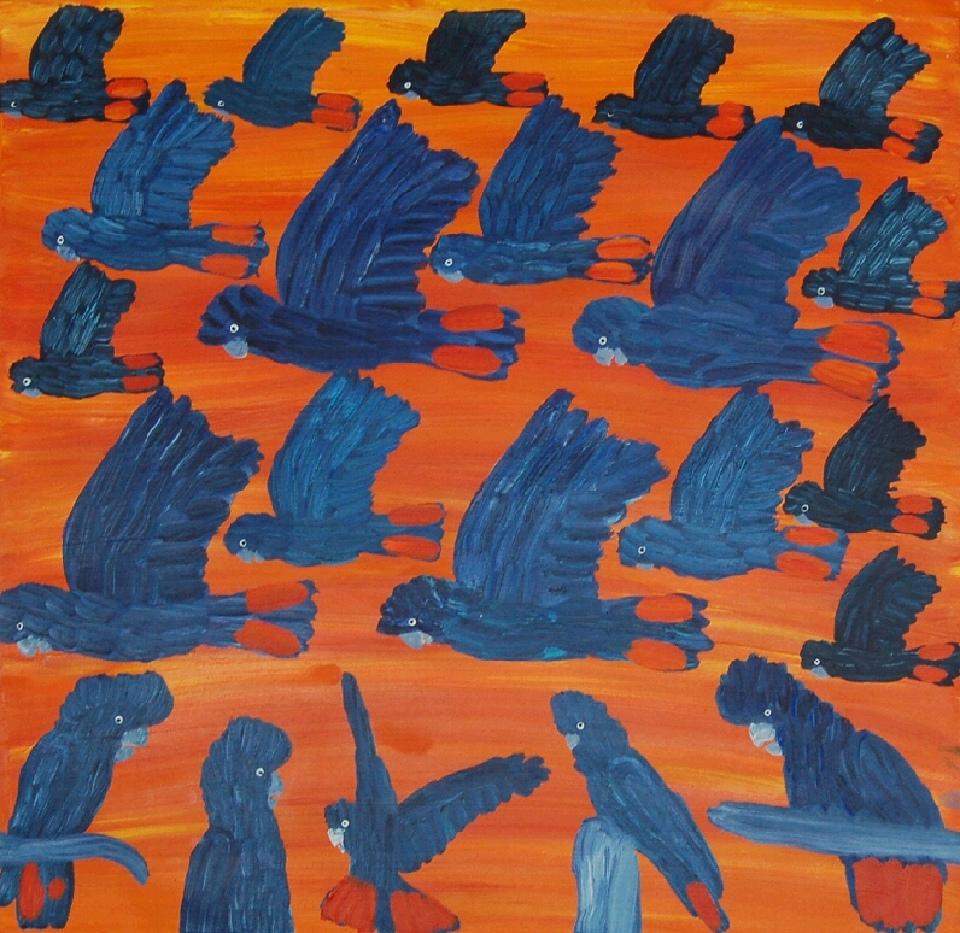 Untitled - KUKMA091002 by Kukula McDonald