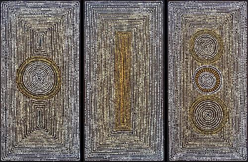 Kalimpinpa (Tryptich) - NMAYU833