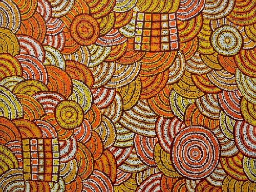 australian aboriginal artists by style names n through r
