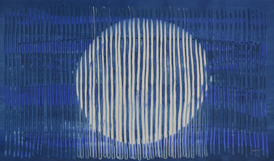 Full Moon - RNC20161001 by Rosella Namok