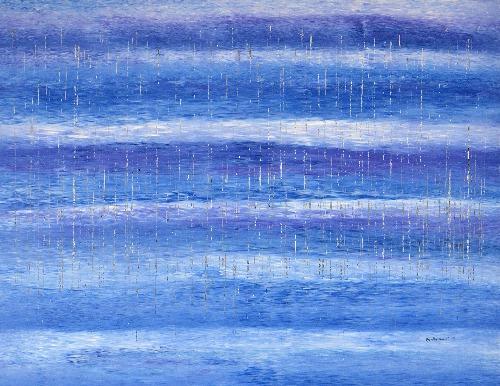 Morning Rain - RNAG19-224