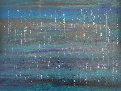 Stormy Rain Flowing Fast - RNALR21-137