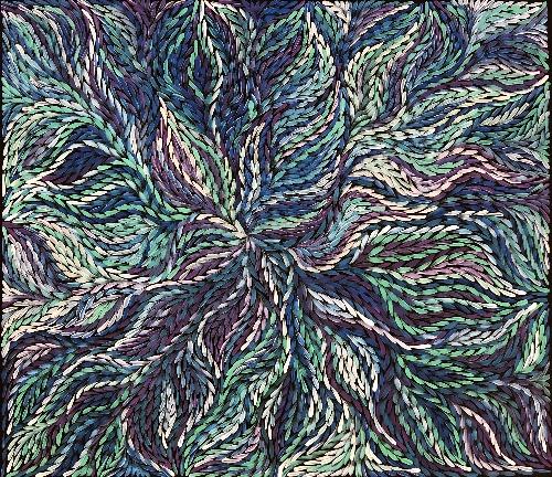 Bush Yam Leaves - RPEG0439