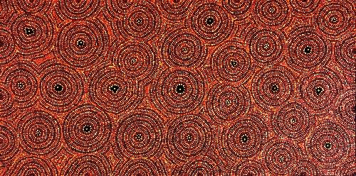 Watiya-warnu Jukurrpa (Seed Dreaming) - SDKWU3174/18