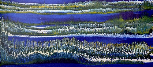 Great Barrier Reef Series - Sea Grass III - SH20171709