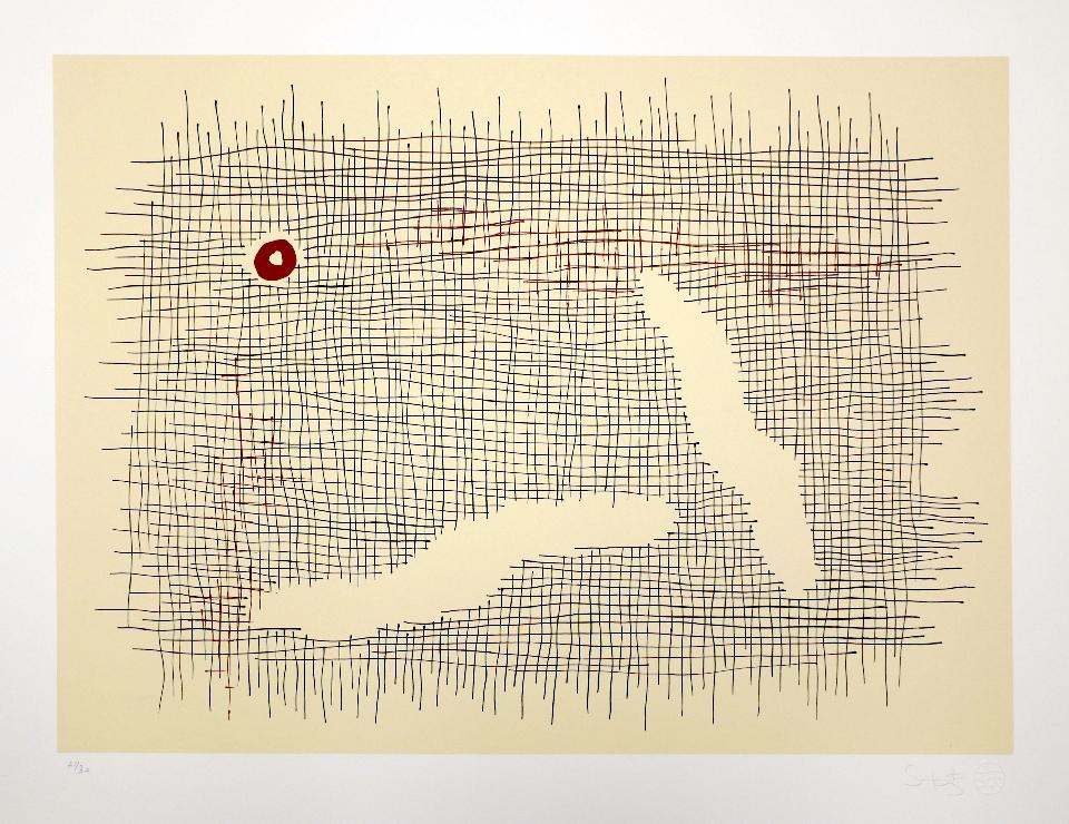 Our Land Print - SKIGPOL1 by Sarrita King