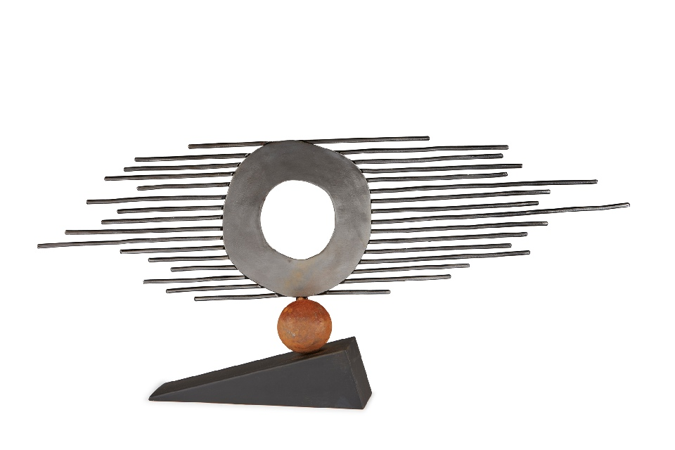 Our Land Sculpture - SKIDDSOL20015 by Sarrita King