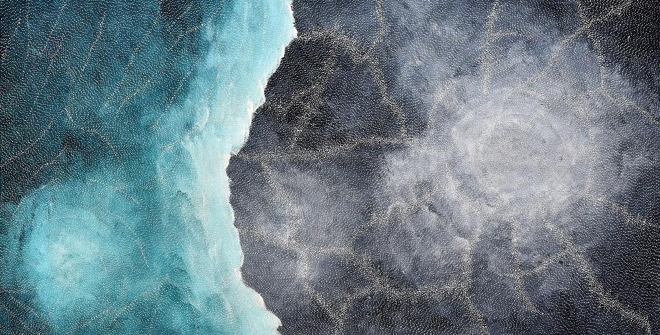 Earth Elements - SKIG0578 by Sarrita King