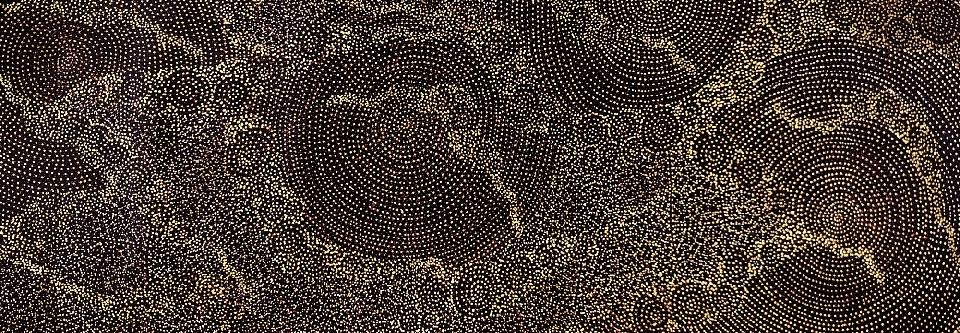 Ancestors - Dry Season - SKIG0651 by Sarrita King