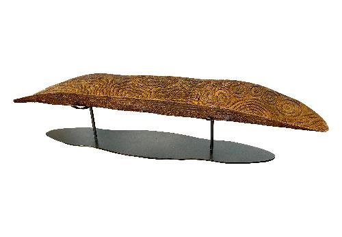 Waterhole Coolamon Sculpture - SKIDDS21022