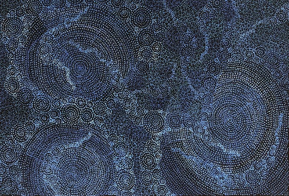 Ancestors - Flood Plains - SKIG0652 by Sarrita King