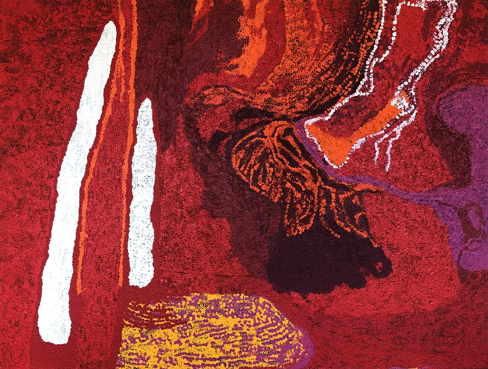 Wati Kutjara - TWAG0303121984 by Tommy Watson