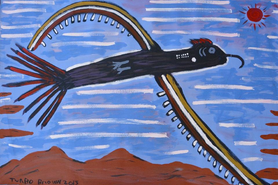 Black Cockatoo - TTBDD0028