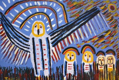 Family of Owls - TTBDD0034
