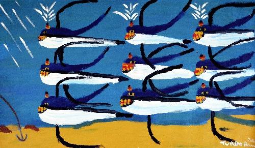 Nine Blue Whales - TTBDD0049