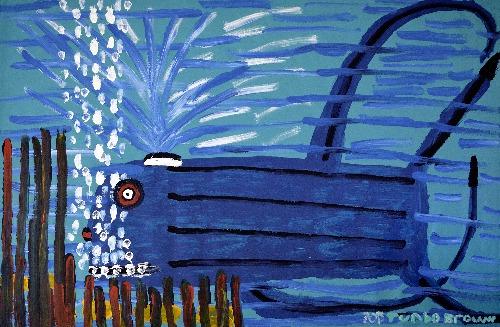Blue Whale - TTBDD0050