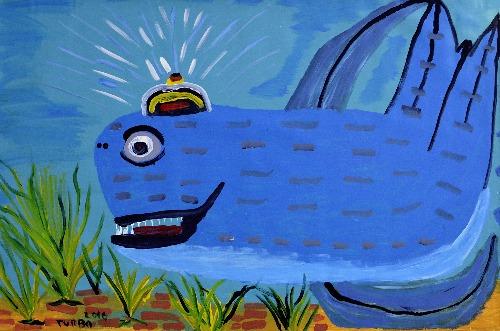 Blue Whale - TTBDD0047