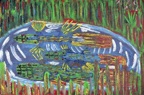Crocodiles in the Billabong - TTBD0055