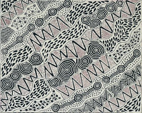 Pikilyi Jukurrpa (Vaughan Springs Dreaming) - UNHWU138/21