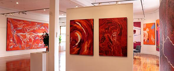 Aboriginal Art | Kate Owen Gallery | Sydney
