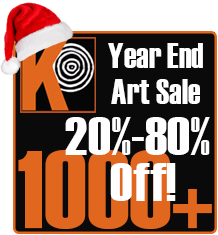 Year End Art Sale